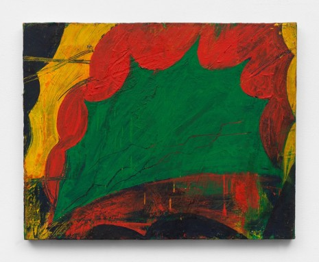 Chris Martin, Untitled, 1979-1980 , Anton Kern Gallery