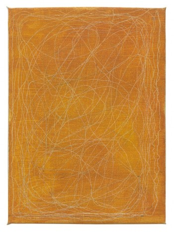 Raoul De Keyser, Untangle, 2011, Galerie Barbara Weiss