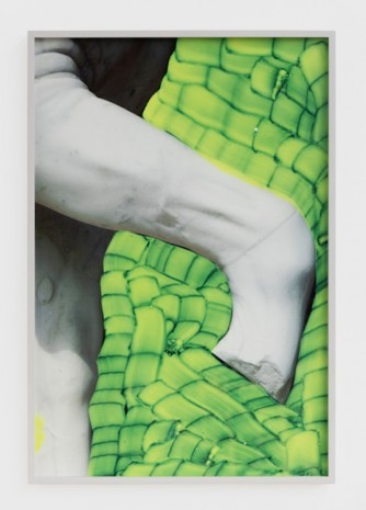 Viviane Sassen, The Old Centaur, 2019 , Andrew Kreps Gallery