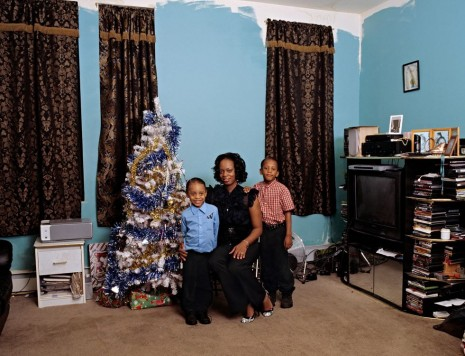 Deana Lawson, Coulson Family, 2008 , Blum & Poe