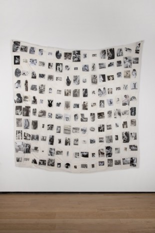 Carmen Winant , Woman must write herself, 2019 , Richard Saltoun Gallery