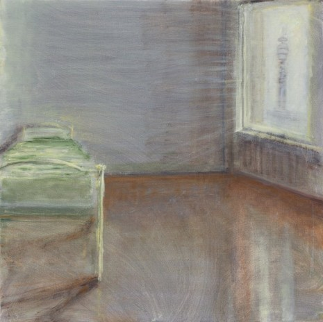 Celia Paul, Room and Tower, 2019, Victoria Miro Gallery