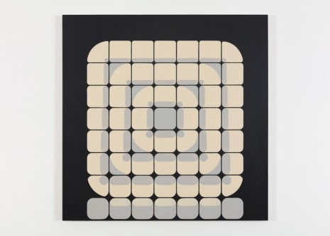 Dan Walsh, Compound, 2019 , Paula Cooper Gallery