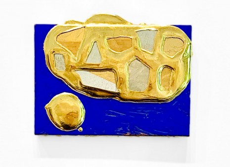 Nancy Lorenz, Gold and Glass, 2018 , GAVLAK