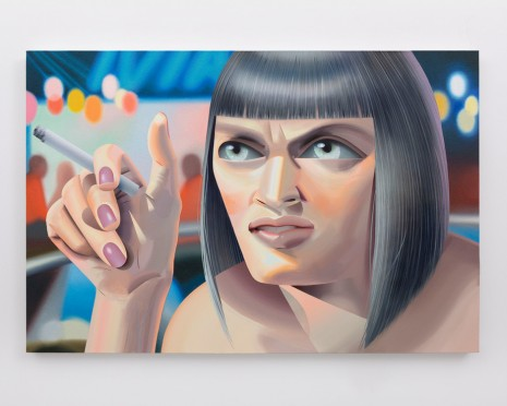 Robin F. Williams, Siri Defends Her Honor, 2019 , Marianne Boesky Gallery