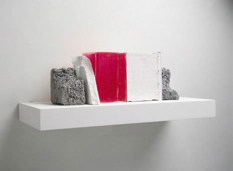 Rachel Whiteread        , Pink I, 2007-08, Luhring Augustine