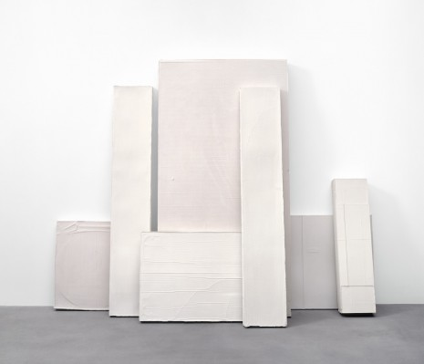 Rachel Whiteread , LEAN, 2005 , Gagosian