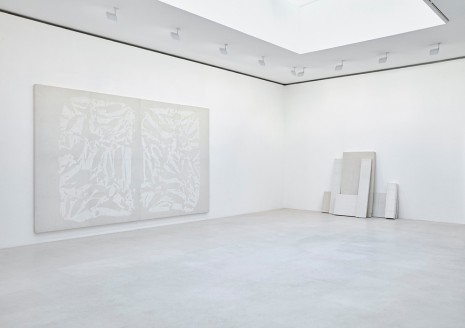 Gagosian Artworks © Archives Simon Hantaï / Adagp, Paris, 2020 ; © Rachel Whiteread - Photo: Thomas Lannes