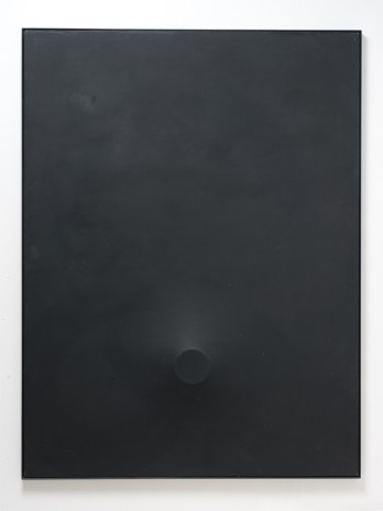 Justin Beal, Untitled (Middle Pole), 2012, Bortolami Gallery