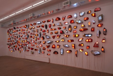 Madeline Hollander, Heads/Tails: Walker & Broadway 2, 2020 , Bortolami Gallery