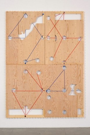 Henning Bohl, New Directions Chap, RRIII, 2010, Casey Kaplan
