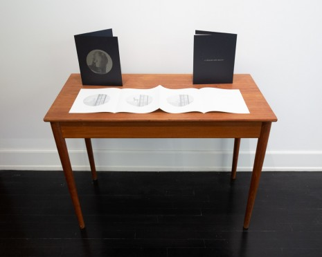 Troy Brauntuch, A Strange New Beauty (Artist's Book), 2020 , Petzel Gallery