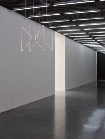 Cerith Wyn Evans, Space called Place (after RD), 2020 , White Cube