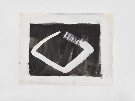 Bram Bogart, Untitled, 1977 , White Cube
