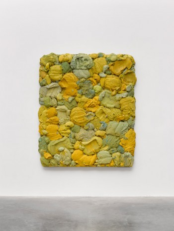 Bram Bogart, Yellow jubel, 1985 , White Cube