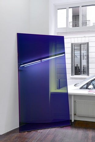 Raphael Hefti, Substraction as addition, 2012, Art : Concept