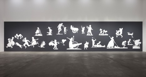 Kara Walker, THE SOVEREIGN CITIZENS SESQUICENTENNIAL CIVIL WAR CELEBRATION, 2013, Sprüth Magers