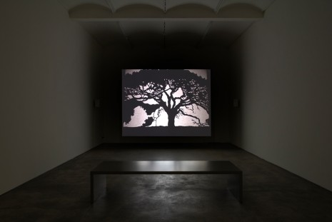 Kara Walker, National Archives Microfilm M999 Roll 34: Bureau of Refugees, Freedmen and Abandoned Lands: Six Miles from Springfield on the Franklin Road, 2009 , Sprüth Magers