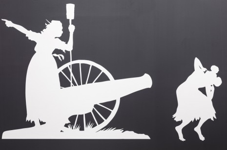Kara Walker Sprüth Magers THE SOVEREIGN CITIZENS SESQUICENTENNIAL CIVIL WAR CELEBRATION