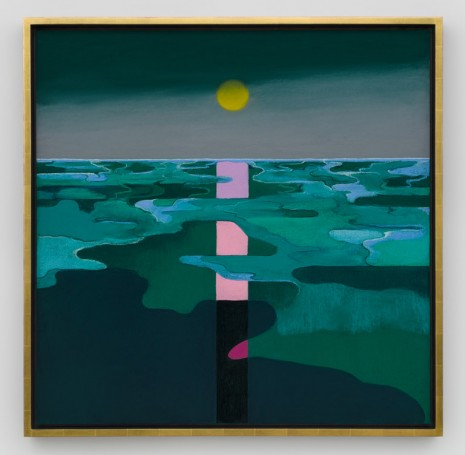 Nicolas Party, Sunset, 2020 , Hauser & Wirth