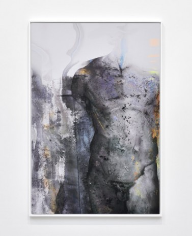 James Welling, Torso of a Youth, 2019 , Marian Goodman Gallery