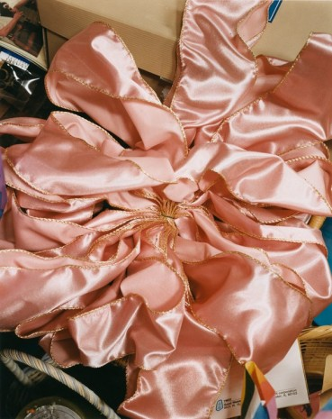 Roe Ethridge, The Pink Bow, 2001–02 , Gagosian
