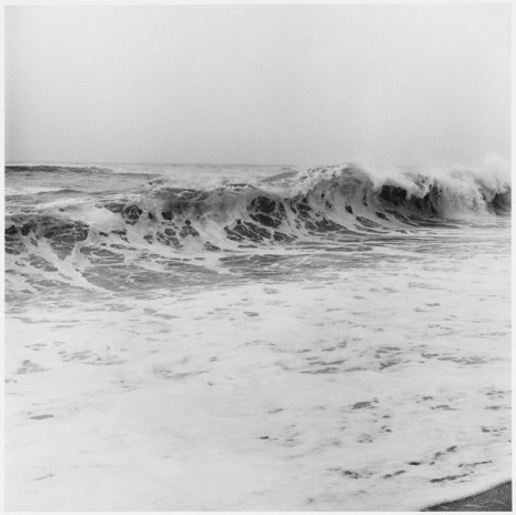 Peter Hujar, Wave, Jones Beach (I), 1979 , Galerie Buchholz