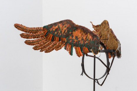Rose English, Venus & Vulcan: Horse Wings, 1993, Richard Saltoun Gallery