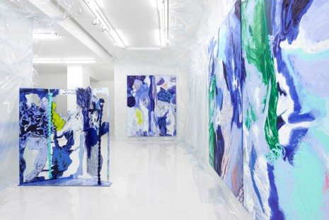 Donna Huanca Simon Lee Gallery