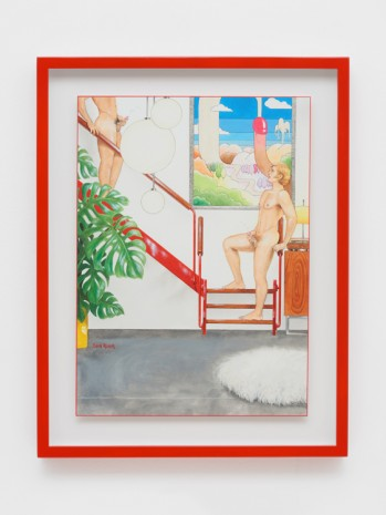 Cary Kwok, Stairway to Kevin (One Step Closer), 2018 , Herald St