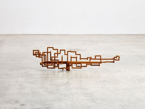 Antony Gormley, LEVEL, 2019 , Galerie Thaddaeus Ropac