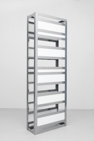 Liam Gillick, Retrained Screen, 2015 , Casey Kaplan