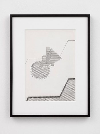 Dom Sylvester Houédard, Untitled, Circa 1967