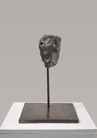 Günther Förg, Untitled (Mask), 1990 , Hauser & Wirth