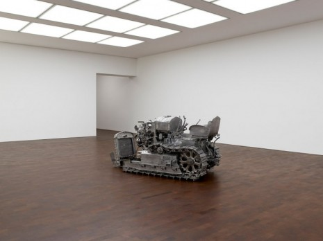 Gagosian © Charles Ray, courtesy Matthew Marks Gallery - Photo: Prudence Cuming Associates