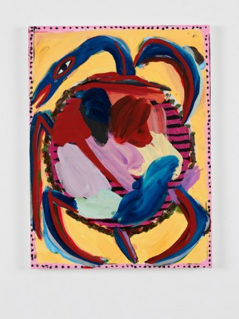 Josh Smith, Untitled, 2019 , Galerie Eva Presenhuber