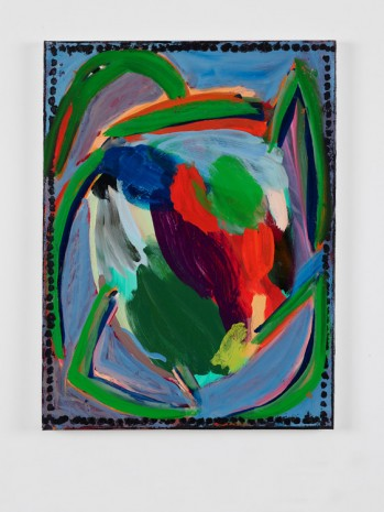 Josh Smith, Untitled, 2019, Galerie Eva Presenhuber