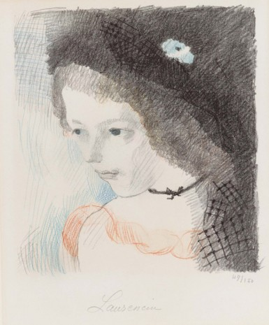 Marie Laurencin, Suzanne, 1927 , Galerie Buchholz