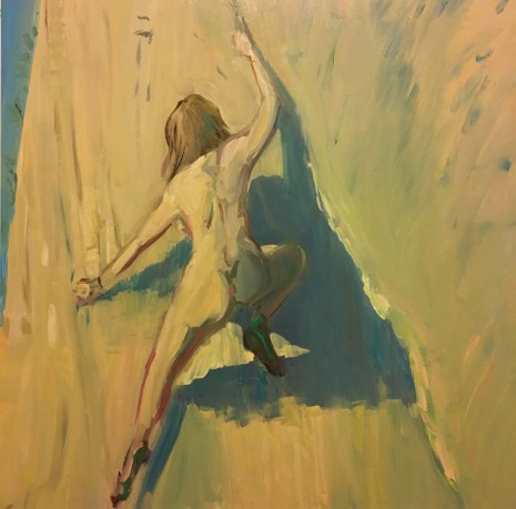 Deborah Brown, Rock Climber II, 2018 , GAVLAK