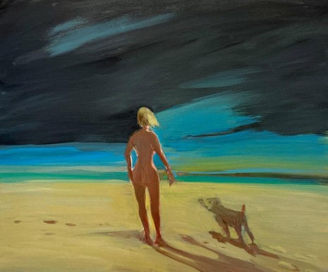Deborah Brown, Last Swim, 2020 , GAVLAK