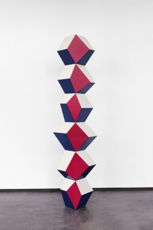 Angela Bulloch, Union Stack, 2016 , Simon Lee Gallery