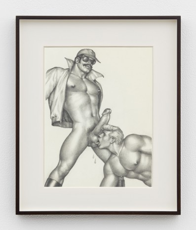 Tom of Finland, Untitled (Cover for Kake Vol. 15 -