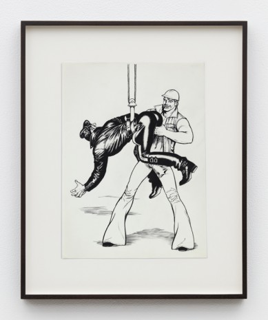 Tom of Finland, Untitled (from Kake Vol. 17 -