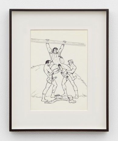 Tom of Finland, Untitled (from