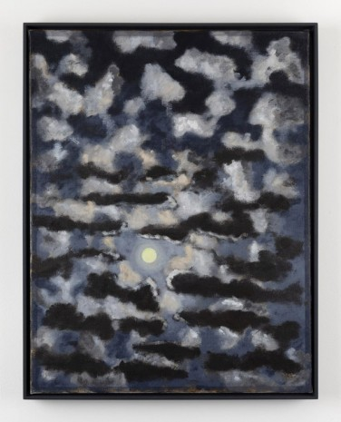 Stephen McKenna, Moonlight with Small Clouds, 2000, Kerlin Gallery