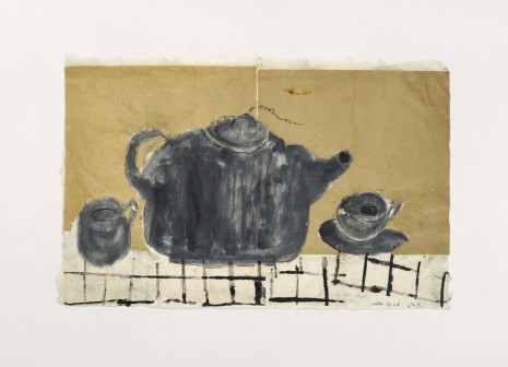 Isabella Ducrot, Big Blue Teapot, 2019, Capitain Petzel