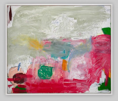 Max Wade, Red Pan, 2019 , David Zwirner