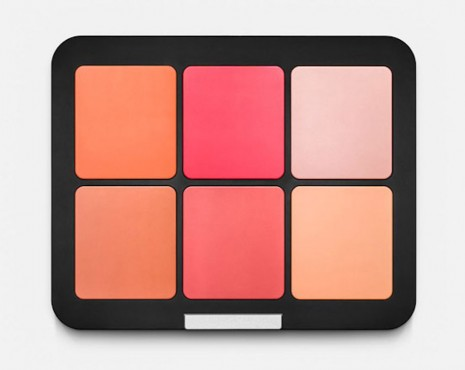 Sylvie Fleury, Make Up For Ever Ultra HD Blush Palette, 2019, Almine Rech