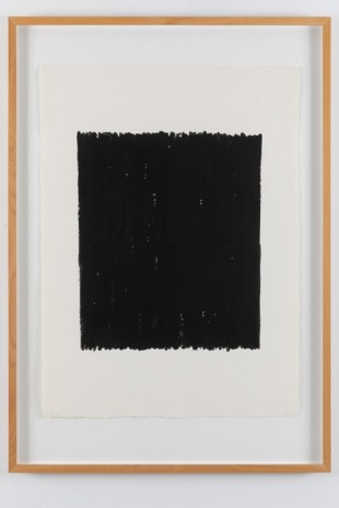 Arne Malmedal, Untitled II – black, 1998, Galleri Riis