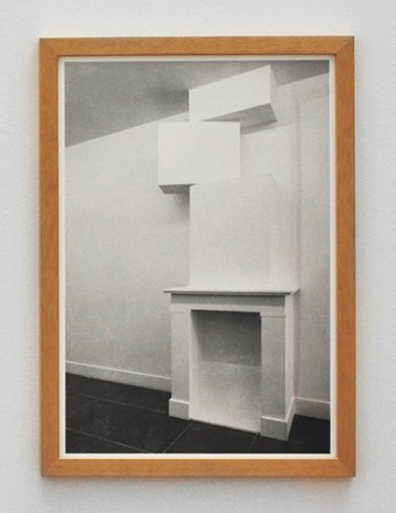 Roeland Tweelinckx, Shifted Chimney, 2017 , Irène Laub Gallery